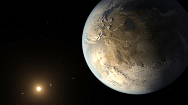 """New planet discovered in the habitable zone, christened Kepler-186f"""