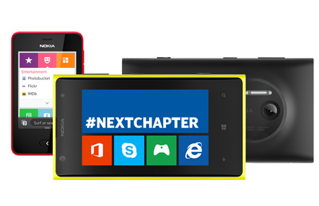 Nokia is now part of Microsoft