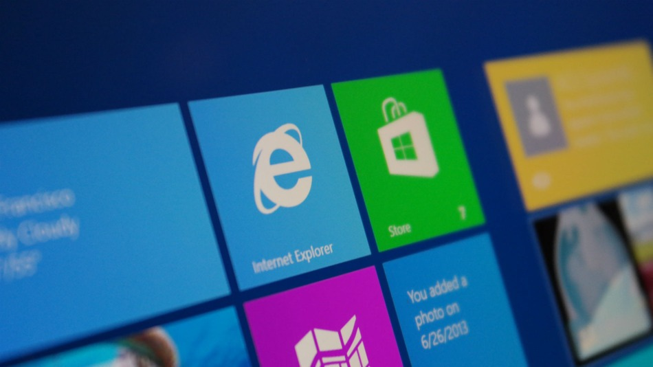 Every version of IE vulnerab;e to attack