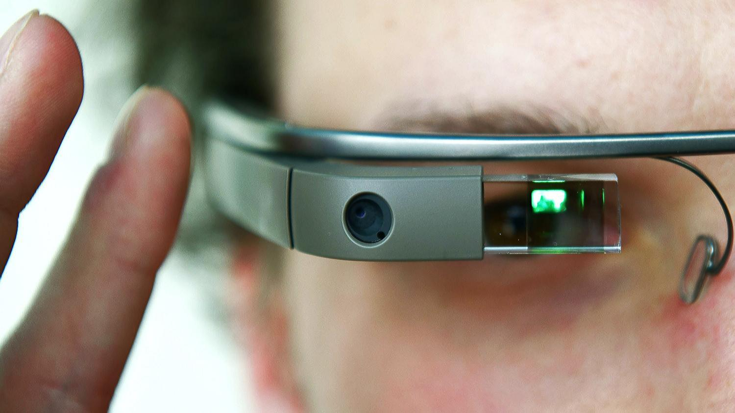 Google Glass Eye Pain