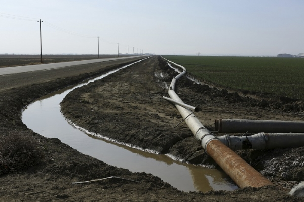 Groundwater Pumping Linked To Increased Incidence of Earthquakes