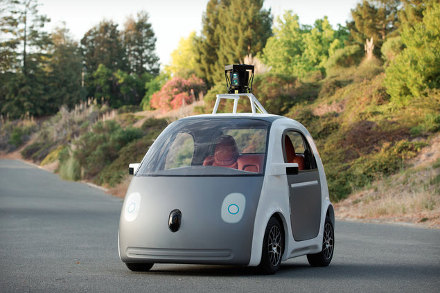 google-self-driving-prototype