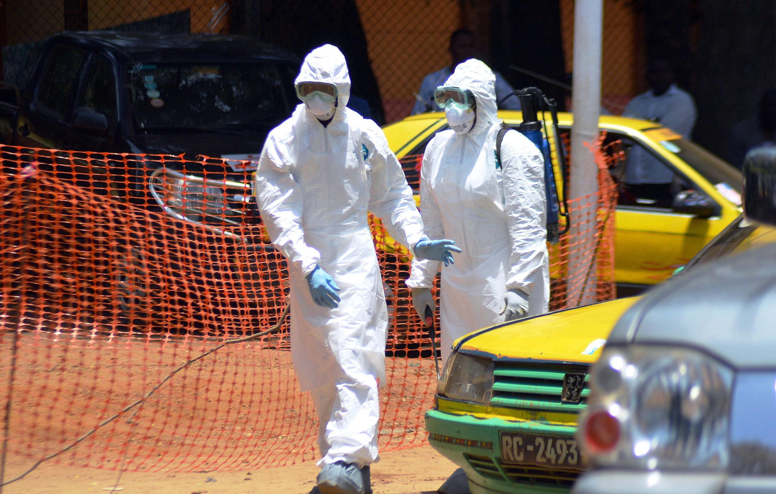 WHO Ebola Claims Five lives in Sierra Leone