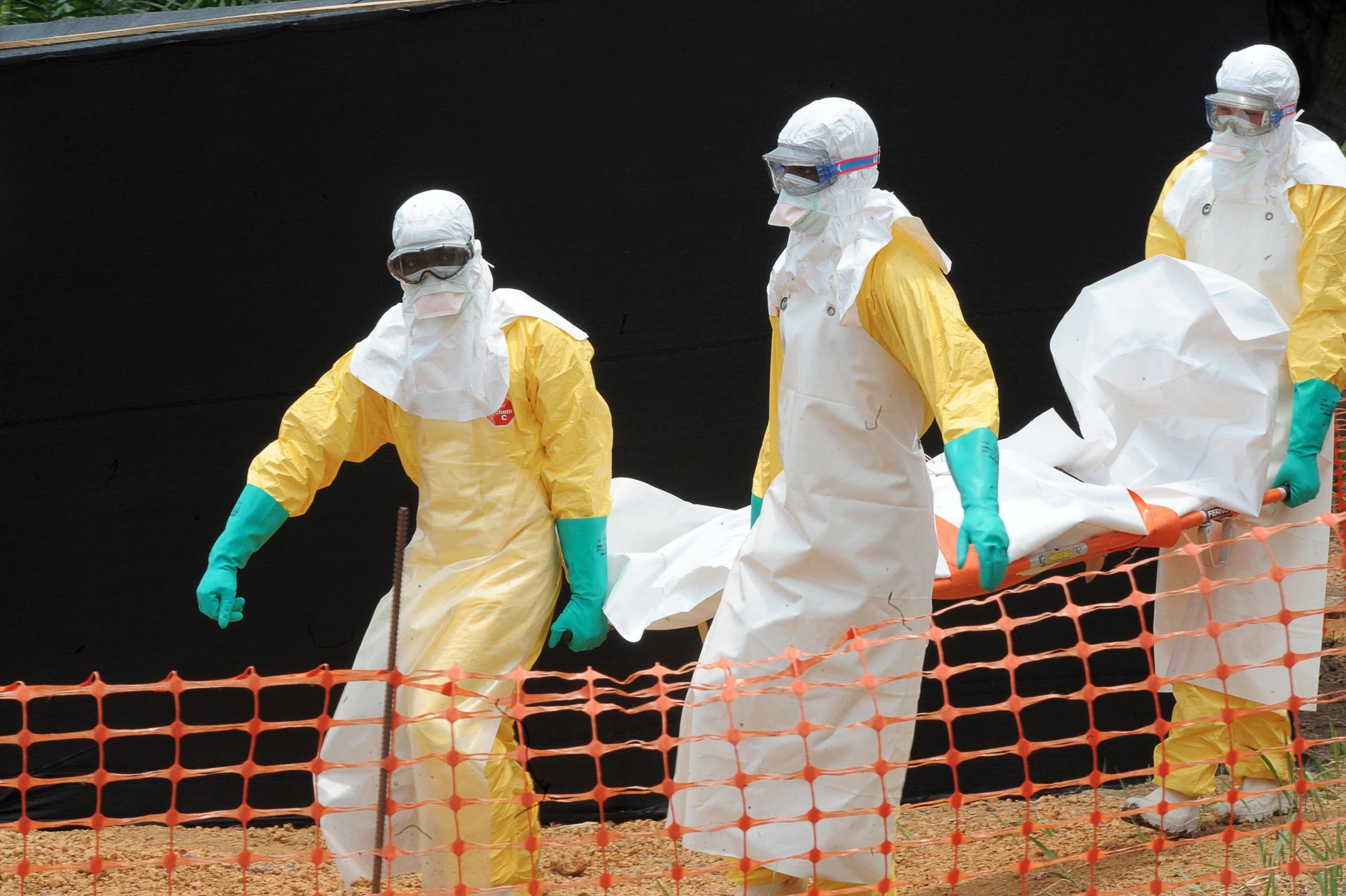 Ebola virus WHO Doctors Without Borders