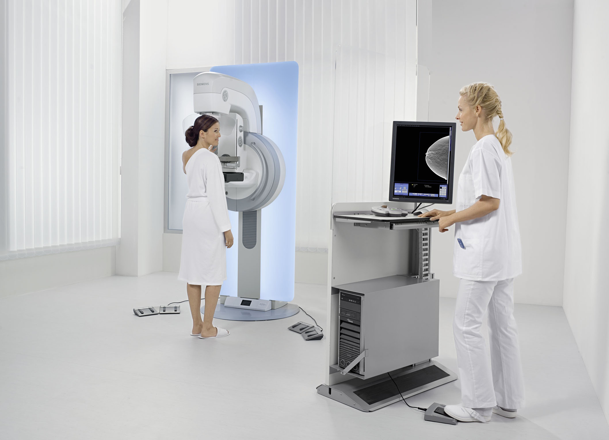 cancer 3D mammogram