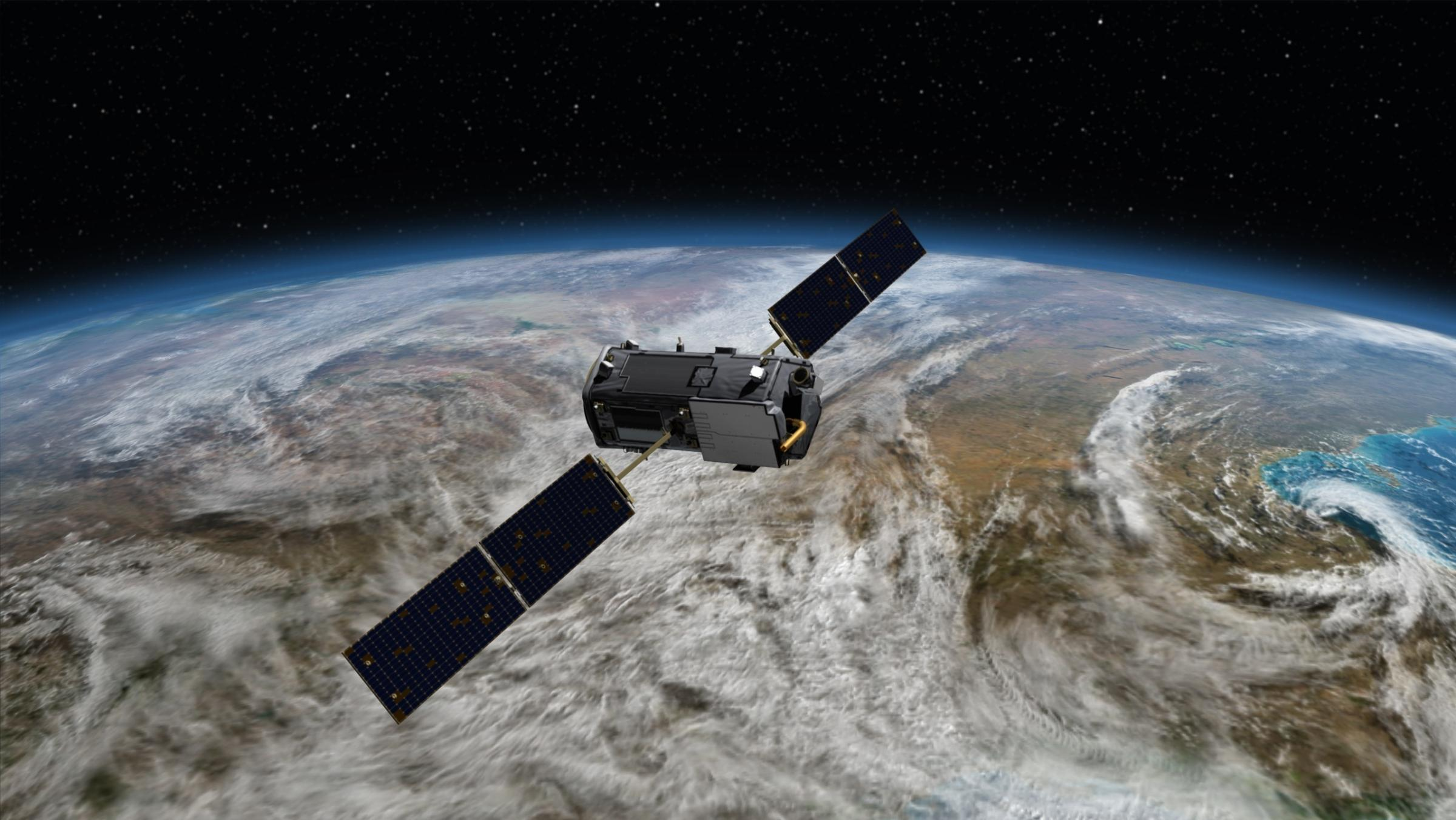 NASA successfully launches Orbiting Carbon Observatory-2 satellite