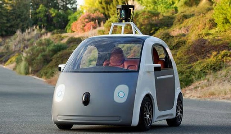 driverless car UK British