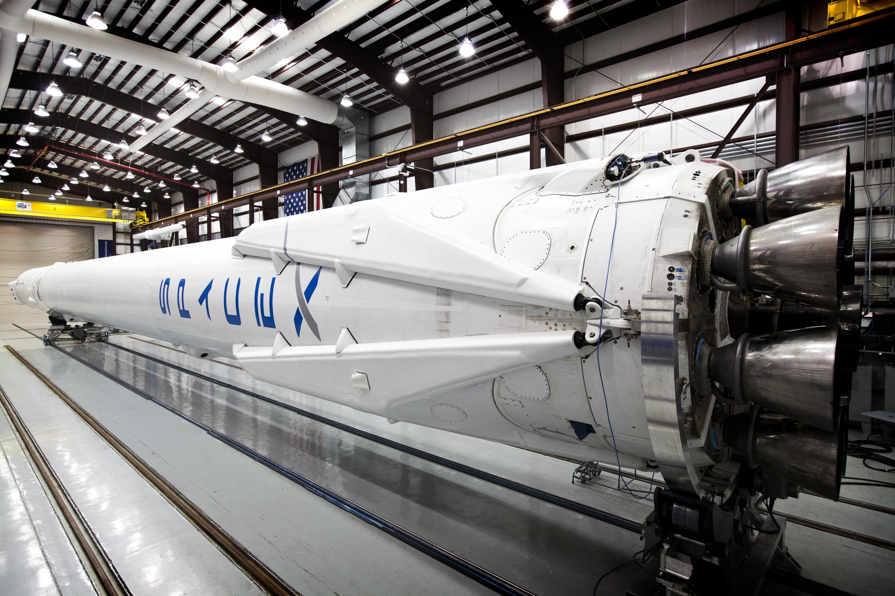 spacex launch site elon musk spaceport