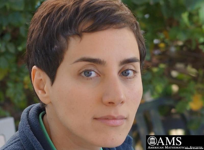 Maryam Mirzakhani Fields Medal Mathematics