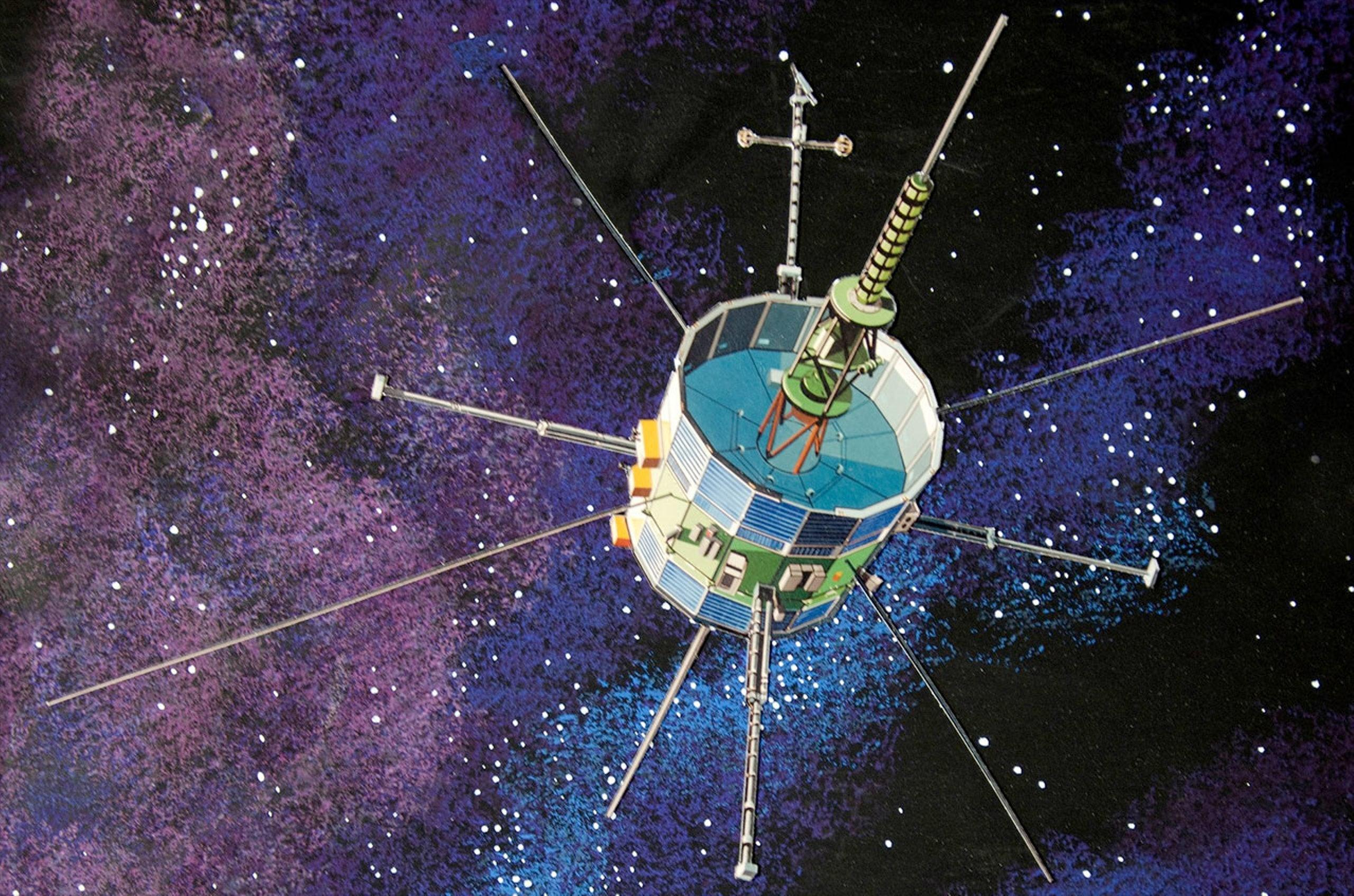 The 36 year old NASA spacecraft,ISEE 3