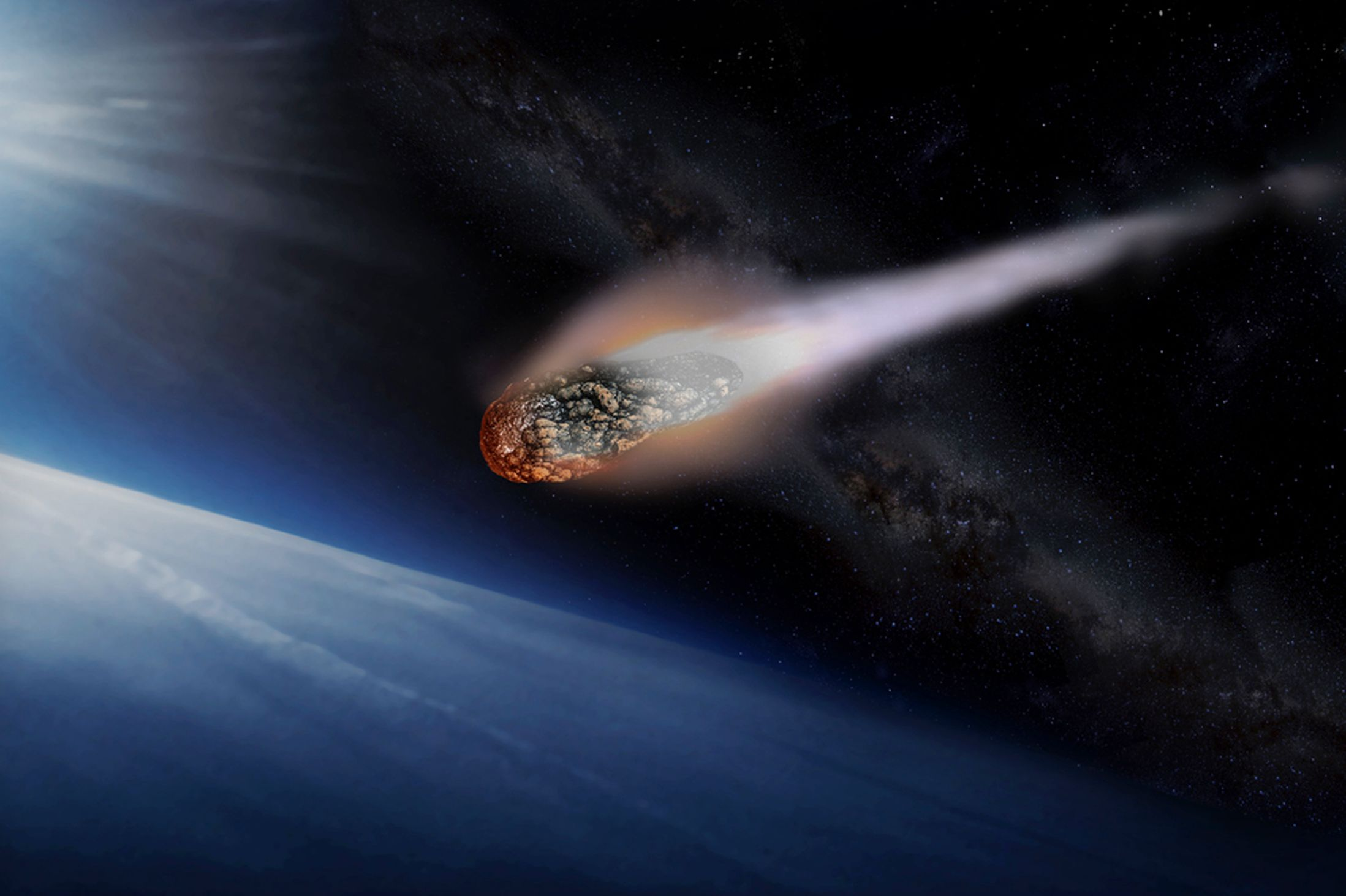 asteroid 1950 DA Earth 2880