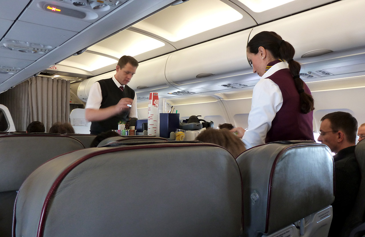 Germanwings_-_Service