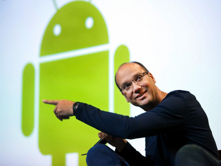 Andy_Rubin_Android_quits_Google