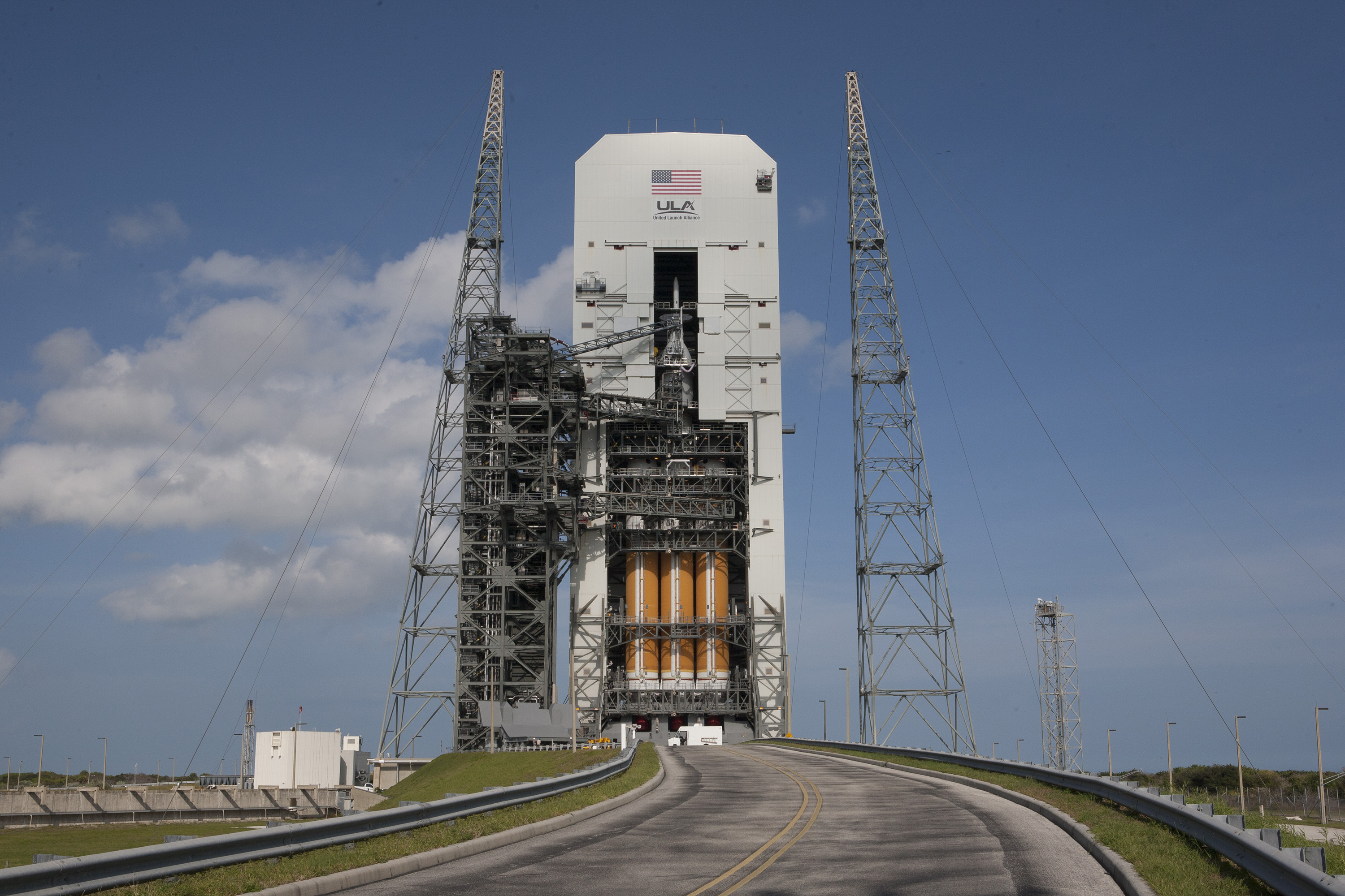 NASA's Orion ready for take-off anytime today into space