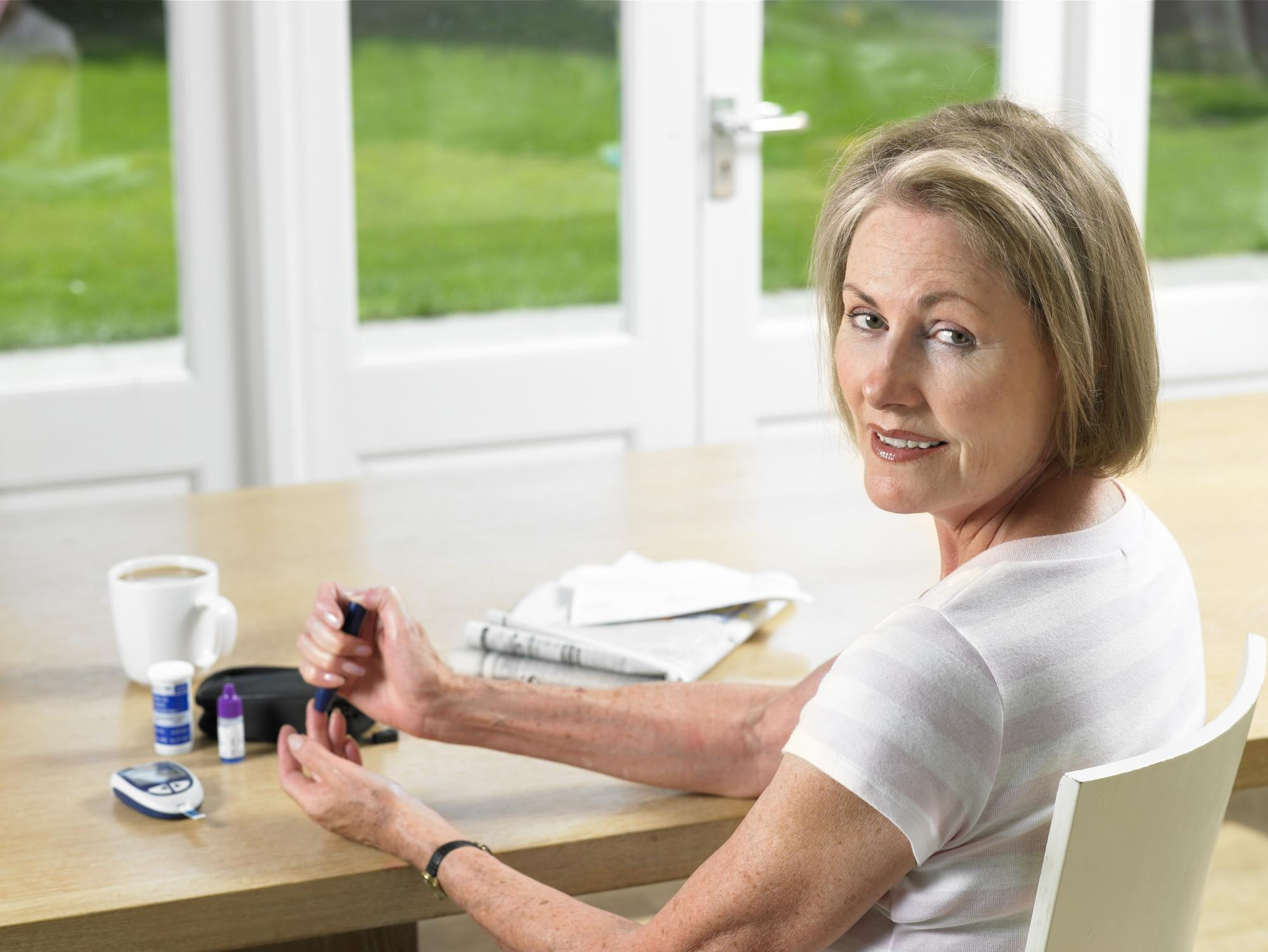 Diabetes in Middle Age Can Precipitate Faster Mental Decline