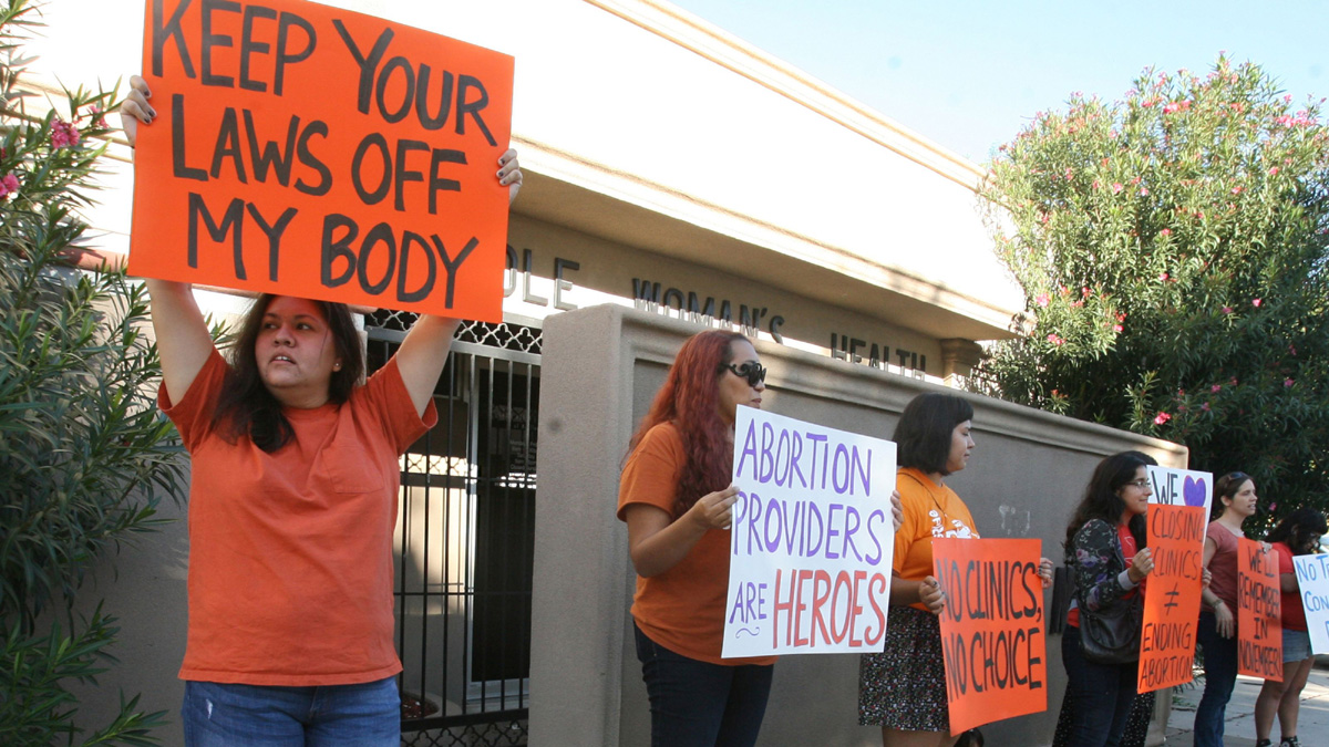 abortion law protests