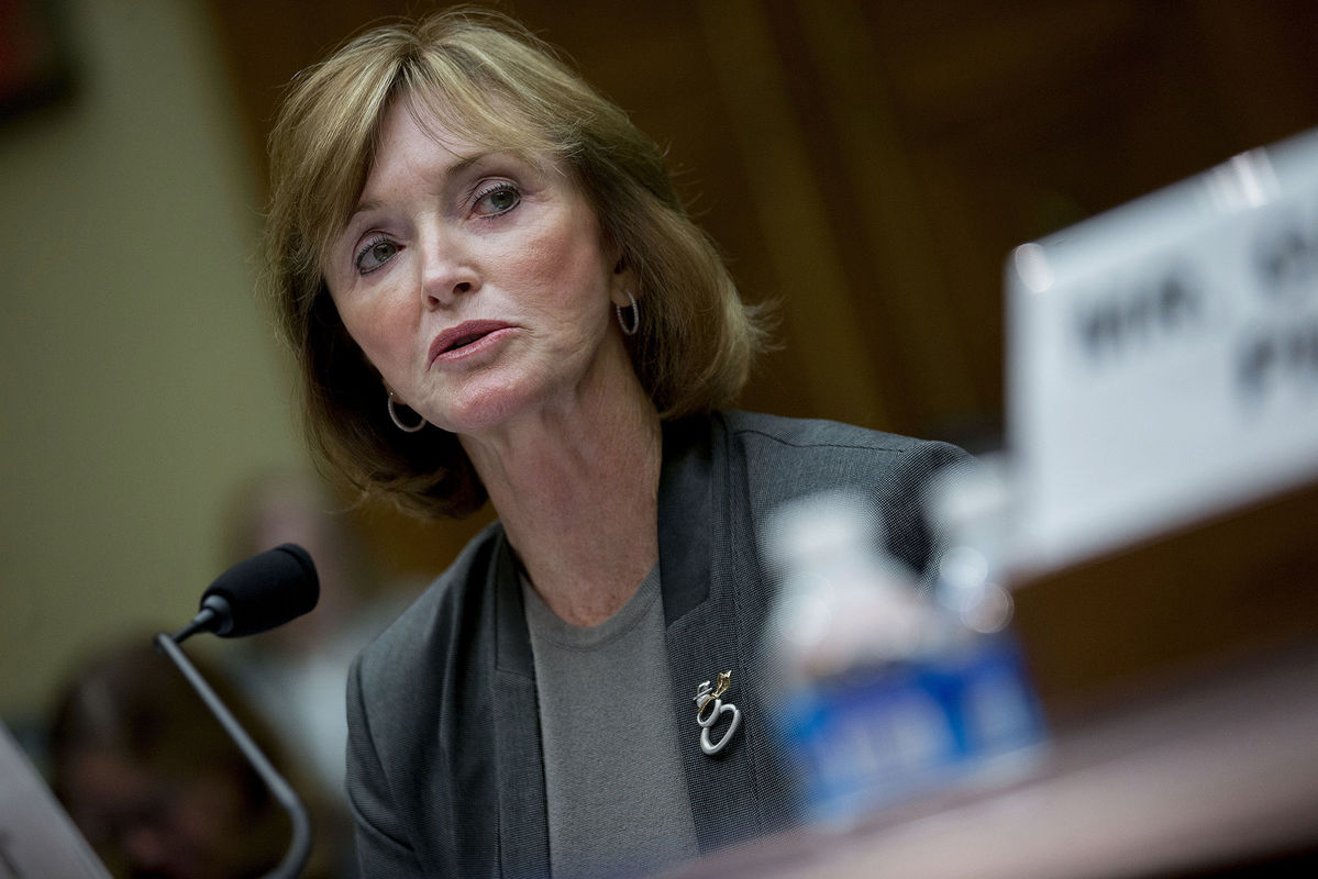 Marilyn Tavenner, US health official to step down from Medicare/Medicaid Services