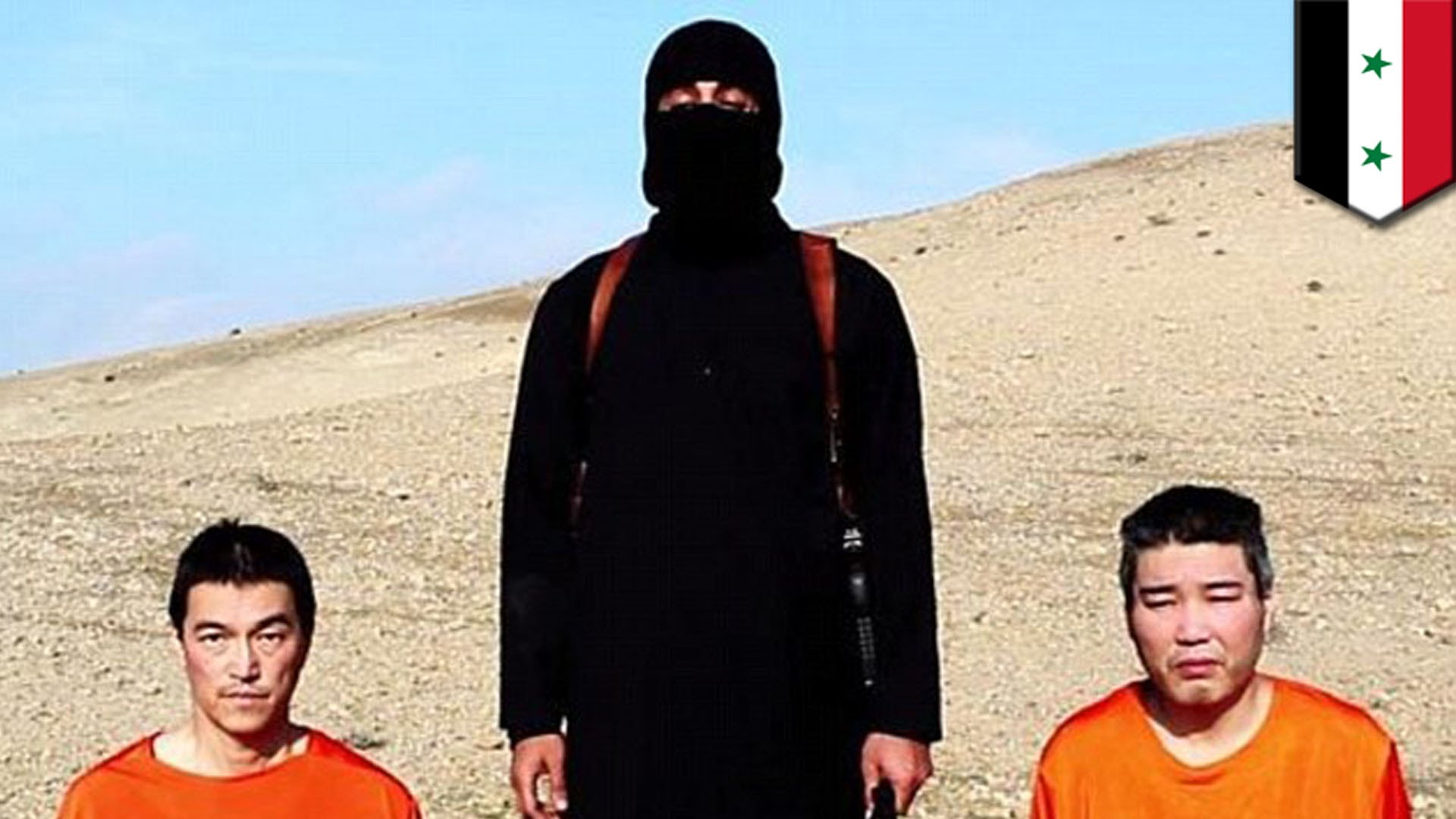 japanese hostages ISIS