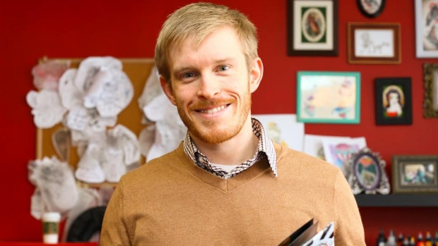 27 year old Canadian PhD student developing cheap and easy tattoo removal cream