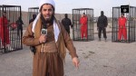 Latest ISIS video shows captured Kurdish fighters paraded through Iraqi streets in cages