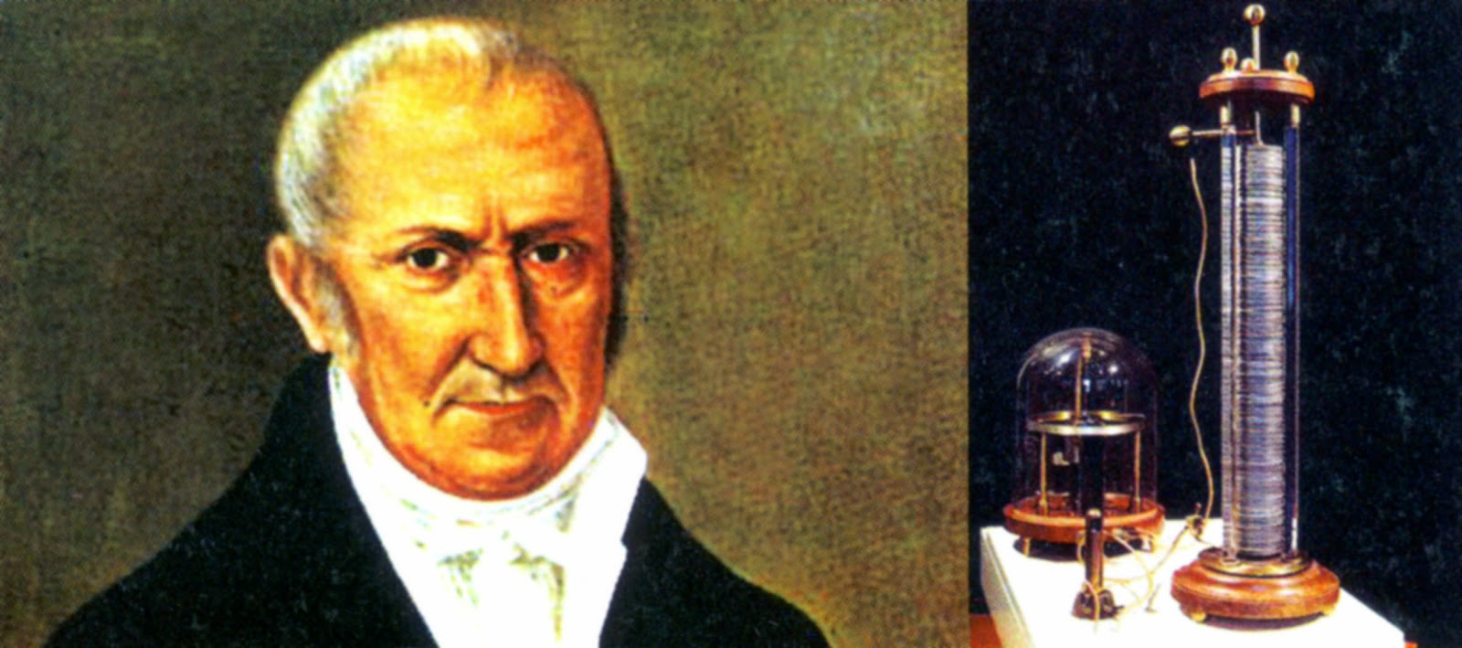 alessandro volta-electric battery