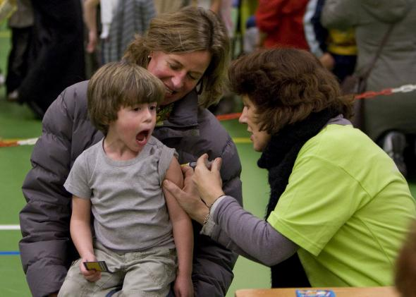 Parents in Jackson and Teton opting against vaccination for their children