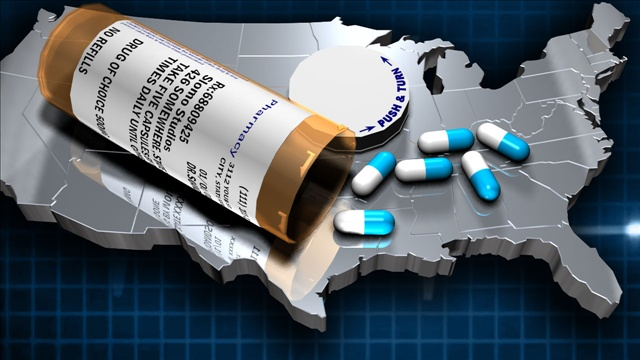 US spends record $374 billion on pricey new prescription drug in 2014
