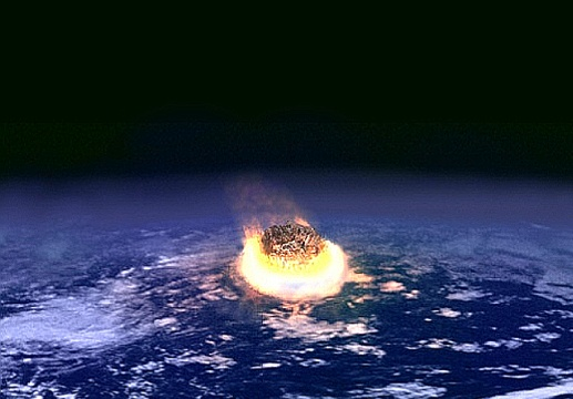 Scientists plan to drill into the Chicxulub crater