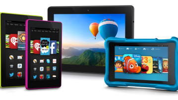 Best Deals on Amazon Fire Tablets