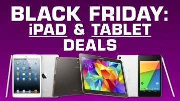 Top Black Friday Deals on Apple iPad and Tablets