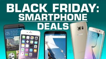 Black Friday deals on smartphones