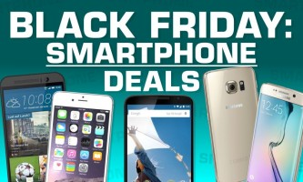 Black Friday 2015: Best Deals on Samsung Galaxy S6 Edge, S6, LG Mobile Phones