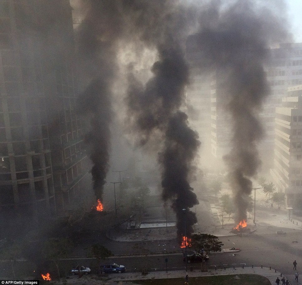 """Beirut car bombing kills Mohamad Chatah, who opposed Syrian president Bashar al-Assad regime"""