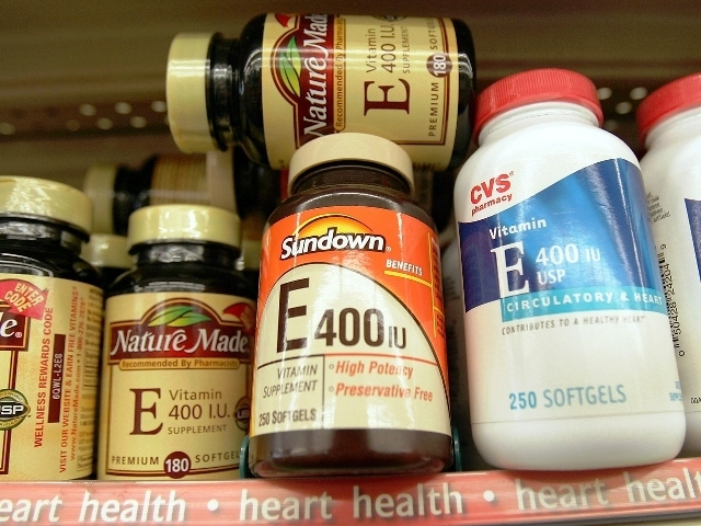 """Vitamin E might delay effects at early stage Alzheimer's disease"""
