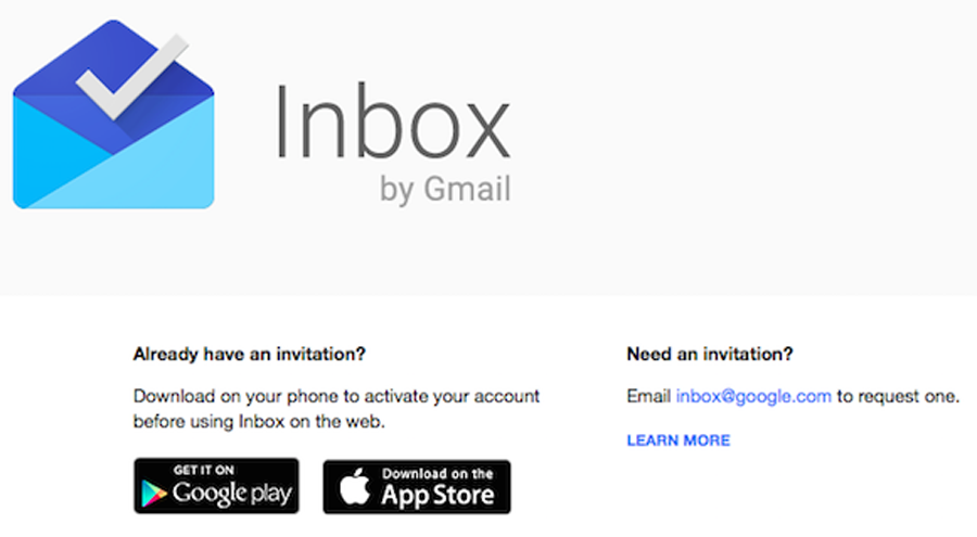 google inbox replaces Gmail features highlights