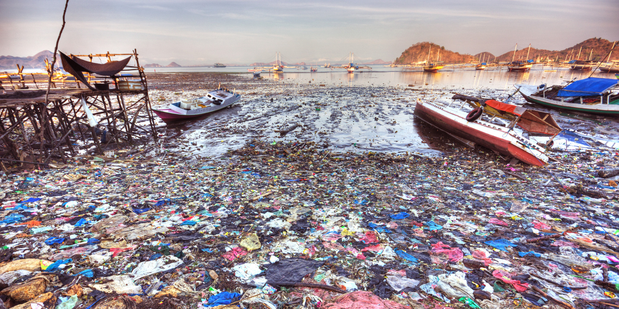 Researchers discover plastic that weighs 269,000 tons floating on ocean surfaces