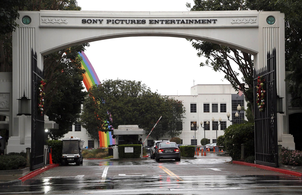 Sony Pictures Employees Receive Email Claiming to Come From Hackers