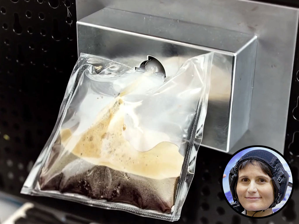Astronauts aboard the ISS to now enjoy quality espresso coffees
