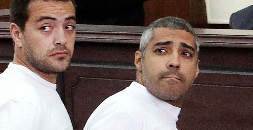 Egypt releases two remaining Al Jazeera journalists on bail